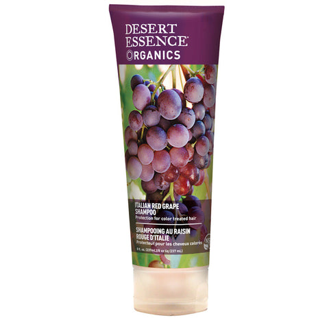 DESERT ESSENCE - Italian Red Grape Shampoo