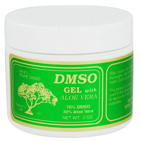 Dmso Pure DMSO Gel with Aloe Vera