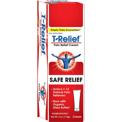 HEEL - T-Relief Pain Relief Cream