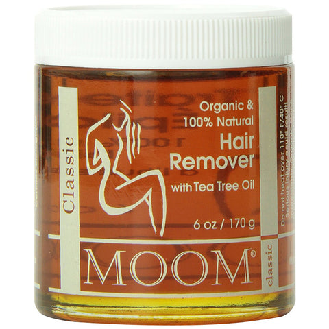 MOOM - Hair Remover with Tea Tree Oil Classic