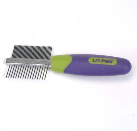 Double-Sided Comb Purple and Green