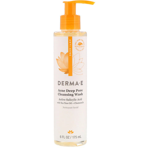 DERMA E - Very Clear Acne Cleanser