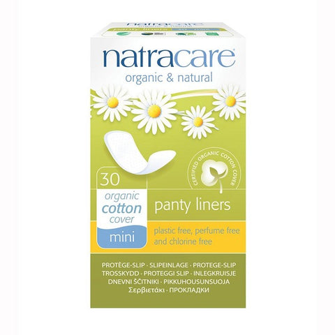 NATRACARE - Natural Panty Shields