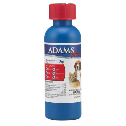 ADAMS - Flea and Tick Dip with Pyrethrin