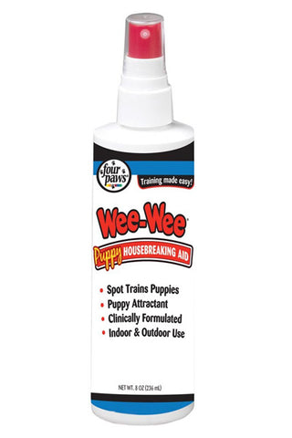 FOUR PAWS - Wee-Wee Puppy Housebreaking Aid Pump Spray