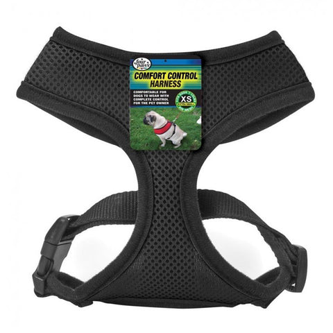 FOUR PAWS - Comfort Control Harness Large Black