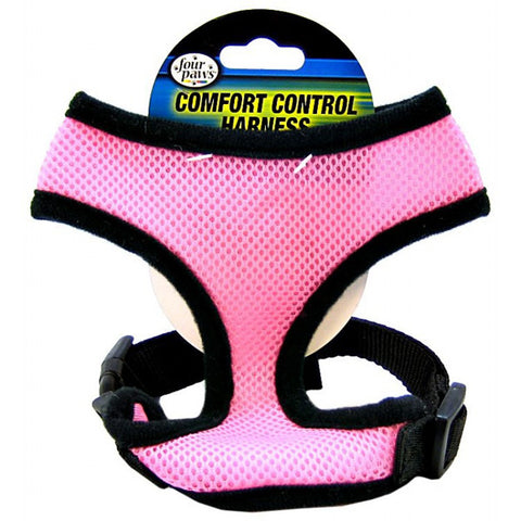 FOUR PAWS - Comfort Control Harness X-Small Pink