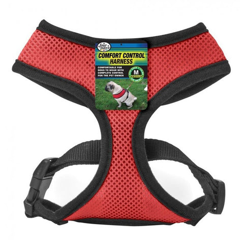 FOUR PAWS - Comfort Control Harness Medium Red