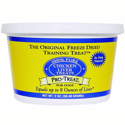 Pro-Treat Freeze Dried Chicken Liver