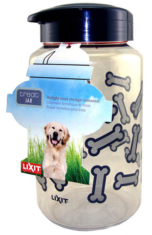 Treat Jar for Large Dogs - 128 oz. Capacity