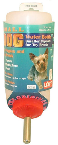 Water Bottle for Small Dogs - 16 oz. Capacity