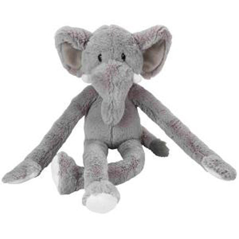Swingin Safari Elephant Plush Toy 22/56cm