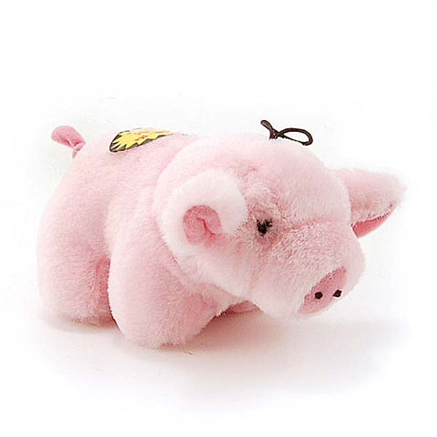 Look Whos Talking Pig Plush Dog Toy 7 Inch