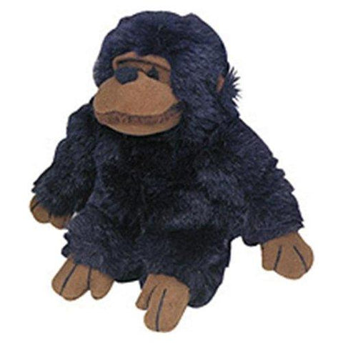 Look Whos Talking Chimpanzee Plush Dog Toy 5 Inch