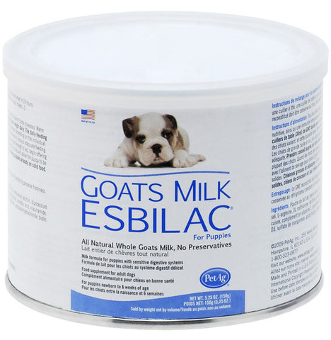 Esbilac Milk Replacer Powder for Puppies 5.25 oz