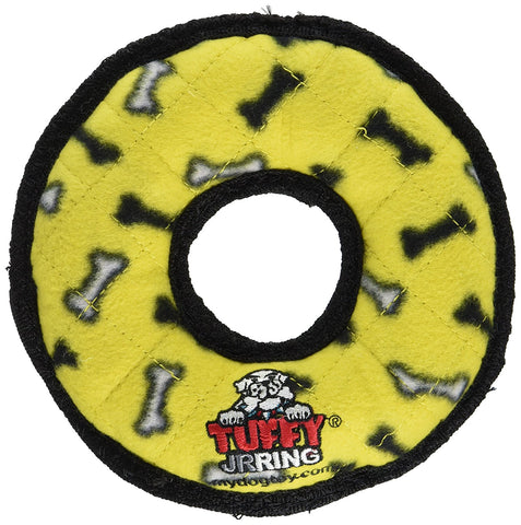 TUFFY - Junior Ring in Yellow Bones