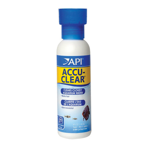API - Accu-Clear Freshwater Aquarium Water Clarifier