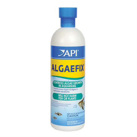 API - AlgaeFix Algae Control Solution for Freshwater Aquariums
