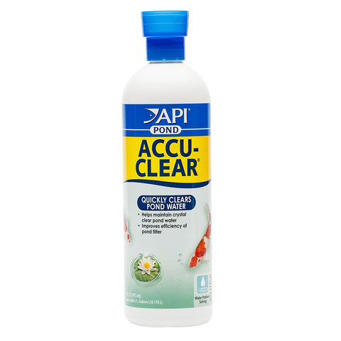 API - Accu-Clear Pond Water Clarifier