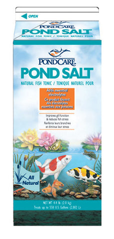 Aquarium Pharmaceuticals -  Pond Care Pond Salt