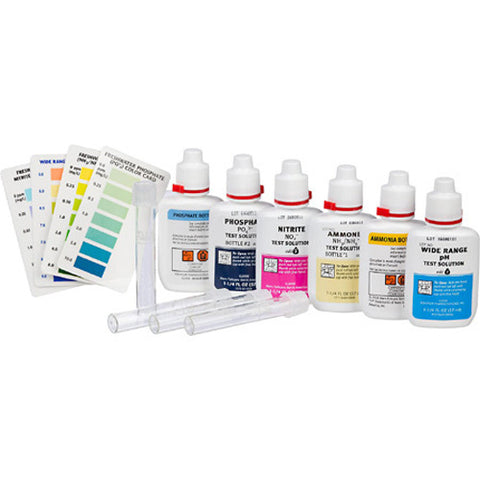 Aquarium Pharmaceuticals - PondCare Master Liquid Test Kit - 1 Kit