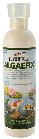 Aquarium Pharmaceuticals - PondCare Algaefix - 8 fl. oz.