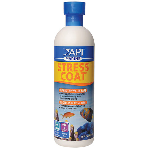 API - Stress Coat Marine Water Conditioner
