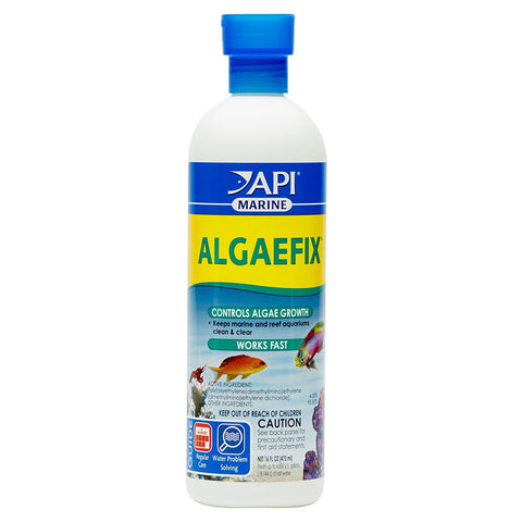 API - AlgaeFix Algae Control Solution for Marine Aquariums
