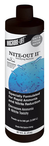 Ecological Labs - Microbe-Lift Nite-Out II for Home Aquariums