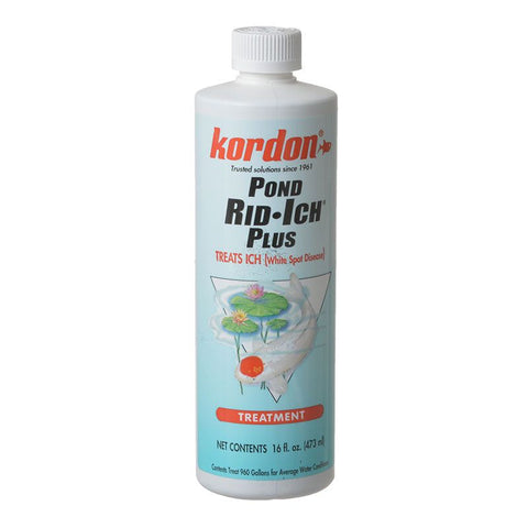 KORDON - Pond Rid-Ich Plus Disease Treatment