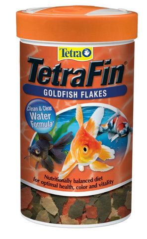 Tetra Usa Inc. - TetraFin Goldfish Flakes - 7.06 oz. (200 g)