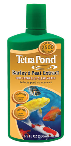 Tetra Usa Inc. - Barley & Peat Extract - 16.9 fl. oz.  (500 ml)