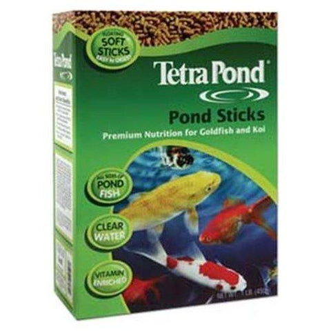 Tetra Usa Inc. - Floating Pond Sticks - 1 Lb. (16 oz.)