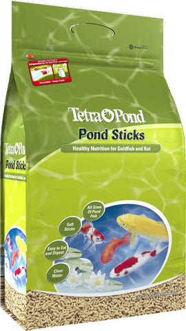 Tetra Usa Inc. - Floating Pond Sticks - 3.7 Lbs.