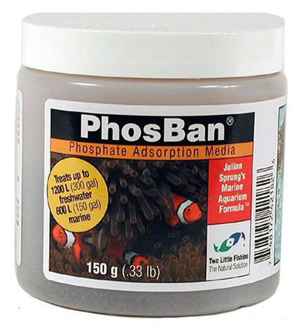 Two Little Fishies -  PhosBan -  0.33 Lb (150 g)