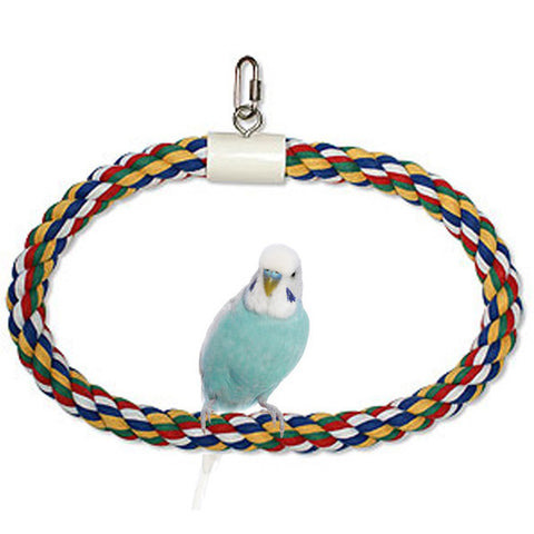 Aspen/Booda Corporation - Swing N Perch 1 Ring Large - 1 Toy
