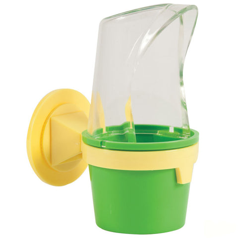 JW Pet Clean Cup Feed & Water Cup Large