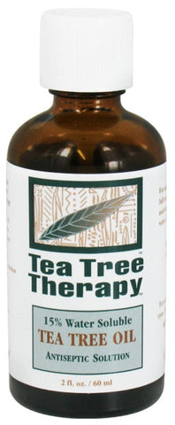 Tea Tree Therapy 15 Water soluble Tea Tree Oil Antiseptic Solution