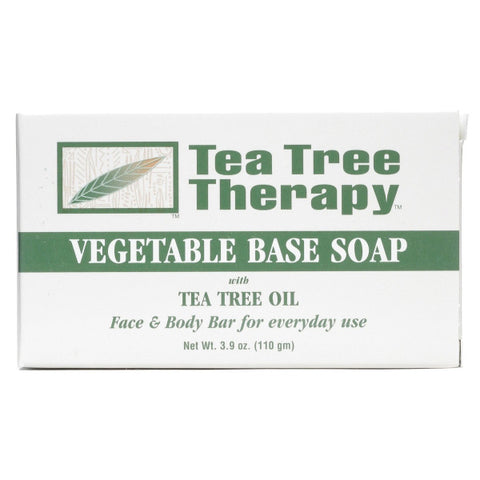Tea Tree Therapy Vegetable Based Soap
