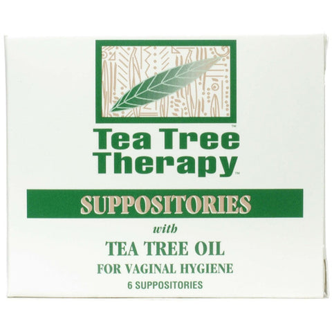 Tea Tree Therapy Tea Tree Oil Suppositories