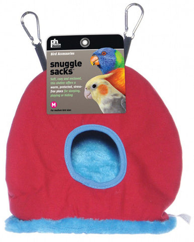 Prevue Pet Products - Snuggle Sack Bird Nest