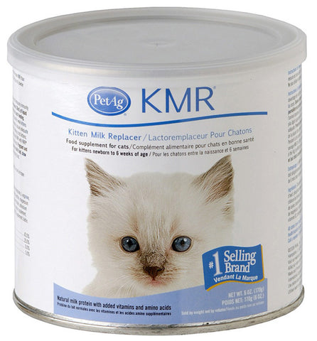 PetAg - KMR Powder for Kittens & Cats - 6 oz.