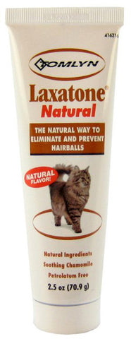 Tomlyn Products - Laxatone Natural for Cats