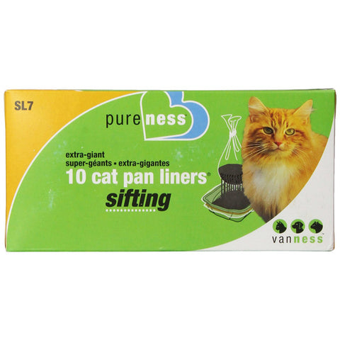 VAN NESS - Pureness Ebytra Giant Sifting Cat Pan Liners