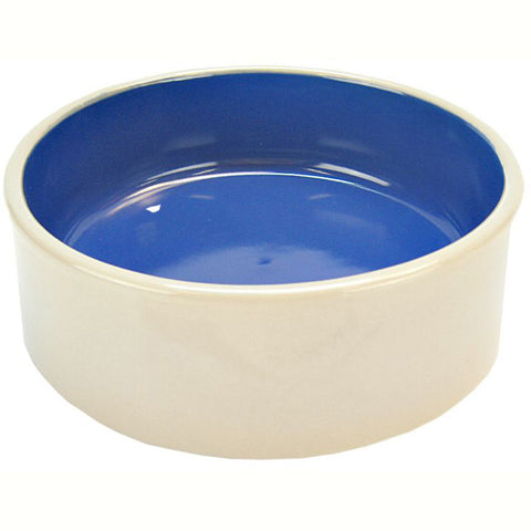 Ethical Pet Products - Stoneware Crock Dog Dish - 7.5 Inches