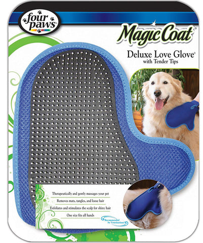 FOUR PAWS - Magic Coat Love Glove with Tender Tips for Dogs