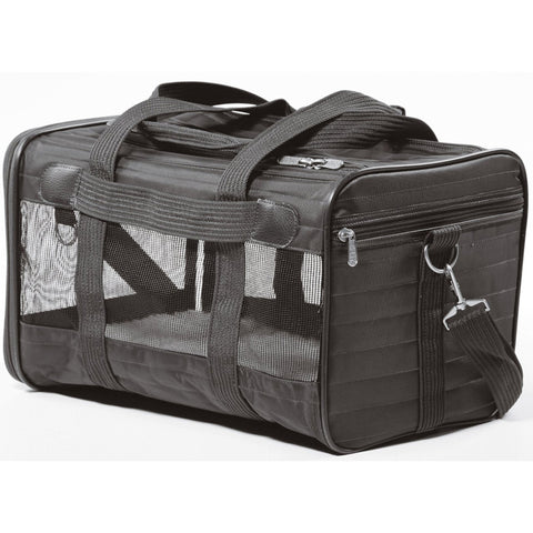 SHERPA PET - Original Deluxe Carrier Black Large