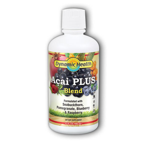 DYNAMIC HEALTH - Acai Plus Juice Blend Pomegranate Blueberry & Raspberry