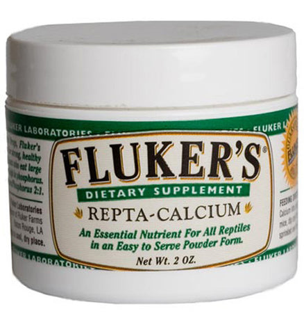 Fluker Labs - Repta Calcium Dietary Supplement