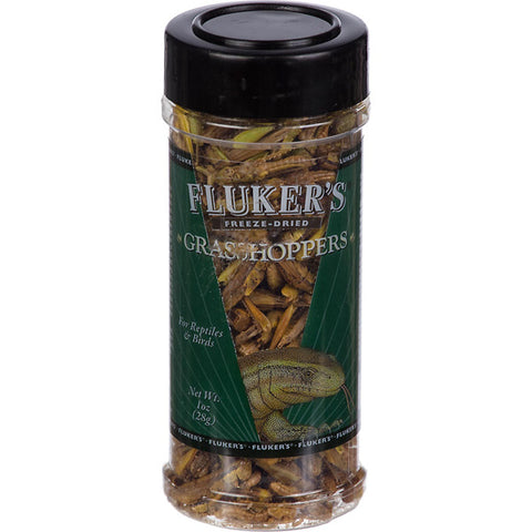 Fluker Labs - Freeze Dried Grasshoppers  for Reptiles